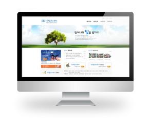 한빛선교센터 웹사이트 제작